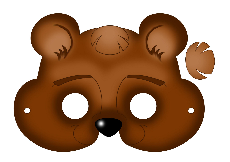 Уши медведю своими руками