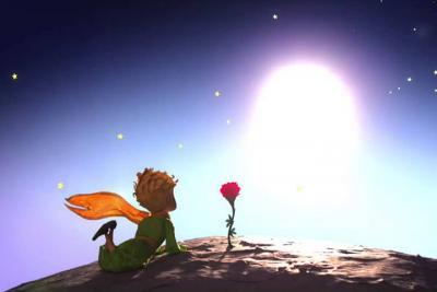 Роза из маленького принца